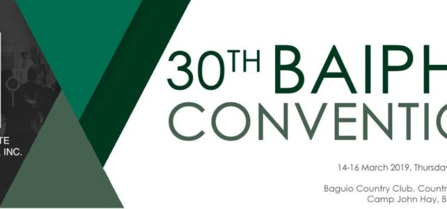 ONETool Joins the 30th BAIPHIL Convention